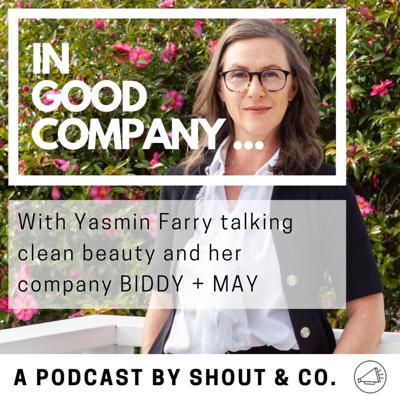 S1 Ep1: Interview with Yasmin Farry of Biddy + May
