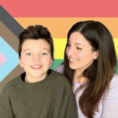 Cover art for Activist Mimi Lemay on Supporting Trans & Nonbinary Youth