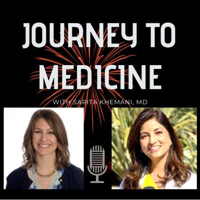 Cover art for From Nursing School to Medical School: Jessica Buesing, MD, Stanford Medicine Resident