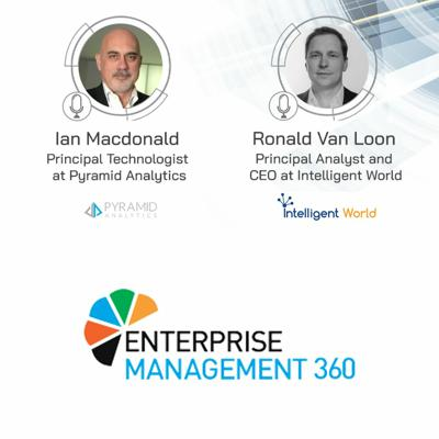 Cover art for Enterprise Management 360: The Power of an Analytics Operating System