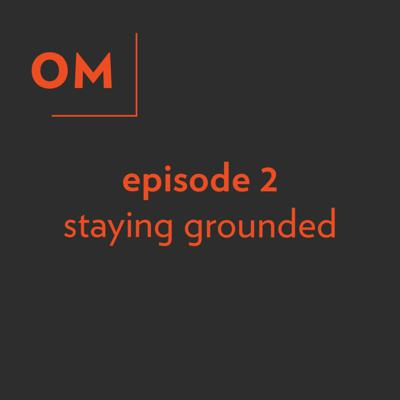Cover art for Staying Grounded