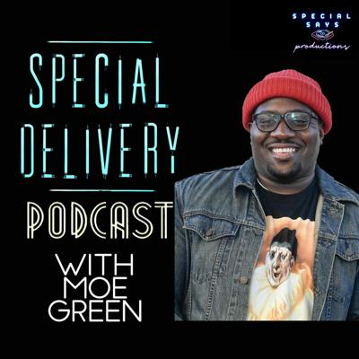 Cover art for Saturday Night Sunday Morning with Moe Green | Special Delivery