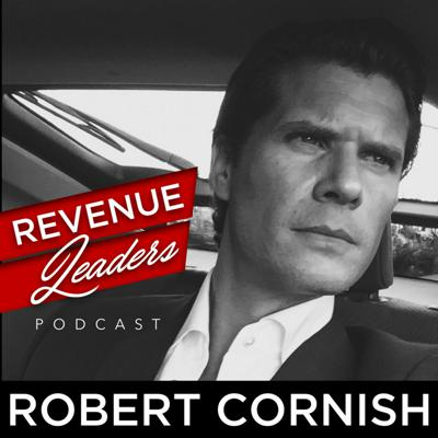Cover art for EP12 - Goals And Uncomfort / Revenue Leaders Podcast with Robert Cornish