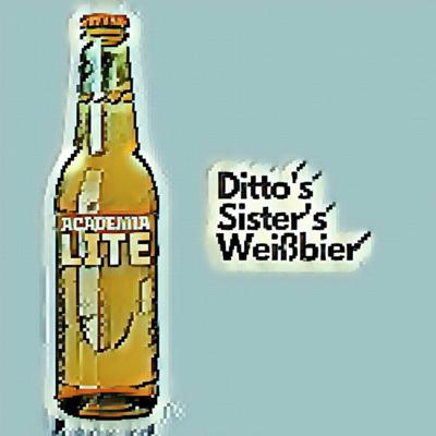 Cover art for S2 Ep6 Ditto's Sister's Weißbier