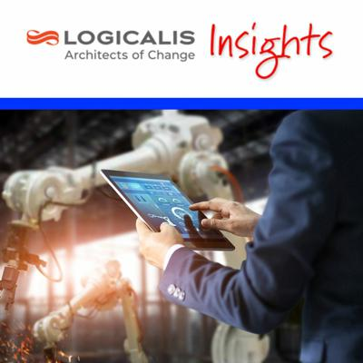 Cover art for Episode 1 - IoT & AI in Manufacturing - Logicalis Insights