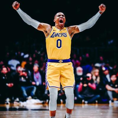 Cover art for NBA: Westbrook nos Lakers + Análise do Draft 2021 (USA na Rede #281)