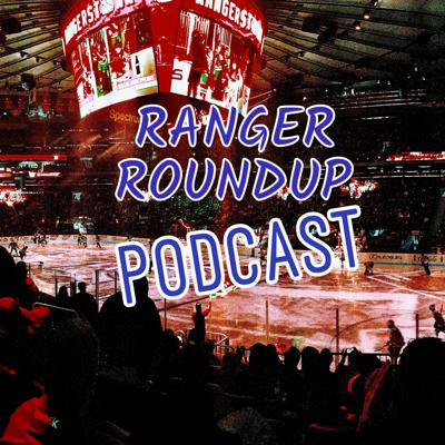 Cover art for Ranger Roundup Podcast Episode 1 - The Rise of Mika