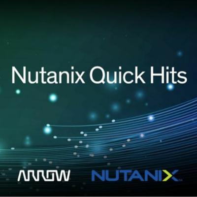 Cover art for Quick Hits: Nutanix Clusters on AWS