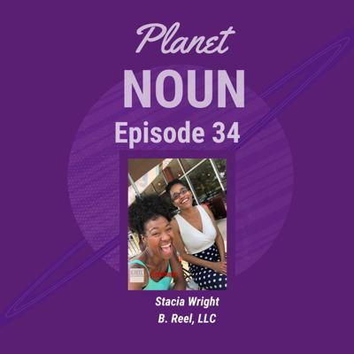 Cover art for Episode 34: Stacia Wright on finding joys and blessings in a janky 2020