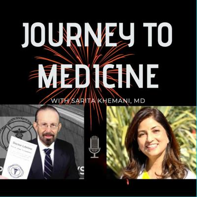 Cover art for Tackling Physician Burnout And Suicide: Dr. Steven Reid, Neurosurgeon/Founder of Doctor Lifeline