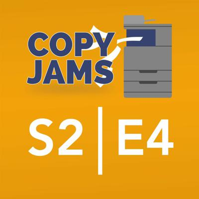 Cover art for Copy Jams S2E4 | Accommodations For Everyone