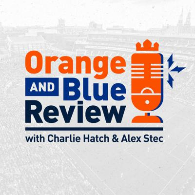 Cover art for Orange and Blue Review Ep. 19