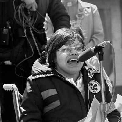Cover art for How International Disability Rights Advocate Judy Heumann Changed Our World