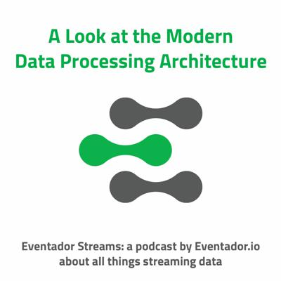 Cover art for A Look at Modern Data Processing Architectures