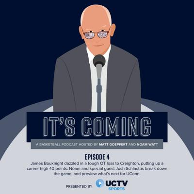 Cover art for It's Coming Podcast Episode 4