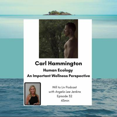 Cover art for Human Ecology – An important Wellness Perspective . Carl Hammington
