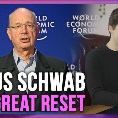 Cover art for COVID-19: The Great Reset by Klaus Schwab   Weekend Podcast #3