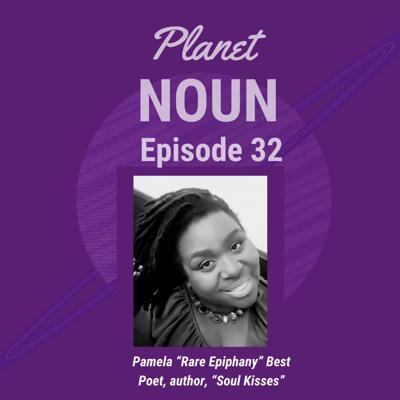 Cover art for EPISODE 32 - Pandemic's uncertainty amid racism's certainty with Pamela