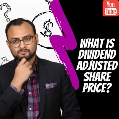 Cover art for Dividend Adjusted Price - Podcast