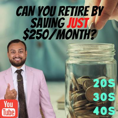 Cover art for How Much Do I Need To Save To Retire?