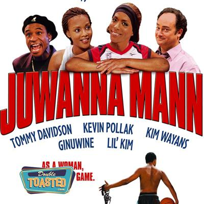 Cover art for JUWANNA MANN - Double Toasted Audio Review