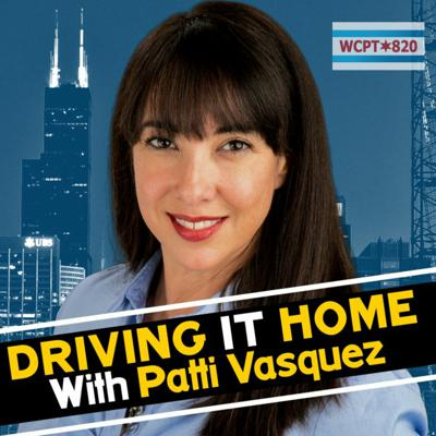 Cover art for Driving It Home With Patti Vasquez 10.21.21