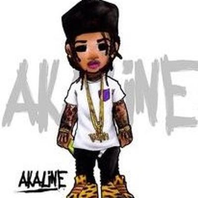 Cover art for ALKALINE - CREE (DOWN FOR MY NIGGAS) (DJ JUNKY REMIX)