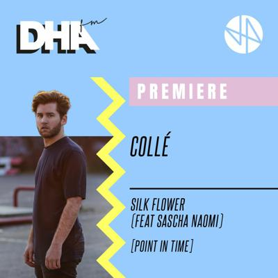 Cover art for Premiere: Collé - Silk Flower Feat. Sascha Naomi [Point In Time]