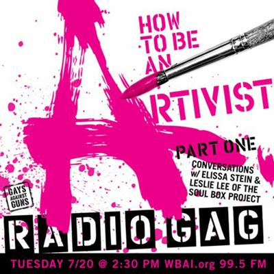 Cover art for How To Be An Artivist- Part 1