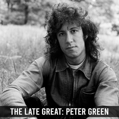 Cover art for The Late Great: Peter Green (Fleetwood Mac)
