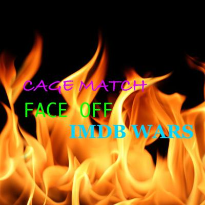 Cover art for Cage Match Face Off Episode 40