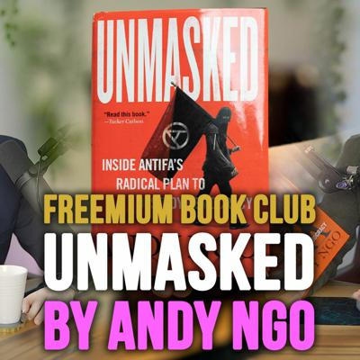 Cover art for Andy Ngo's UNMASKED : Inside Antifa's Plan to Destroy Democracy