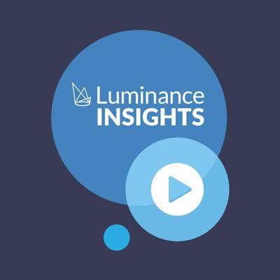 Cover art for Luminance Insights: The Impact of Covid19 On the Legal Sector with Rob Webb QC