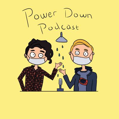 Cover art for Episode 27: A Socially Distant Shower