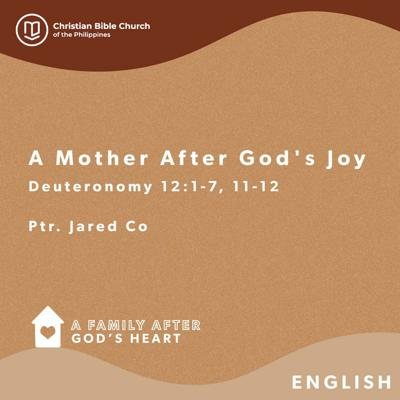 Cover art for A Mother after God's Joy