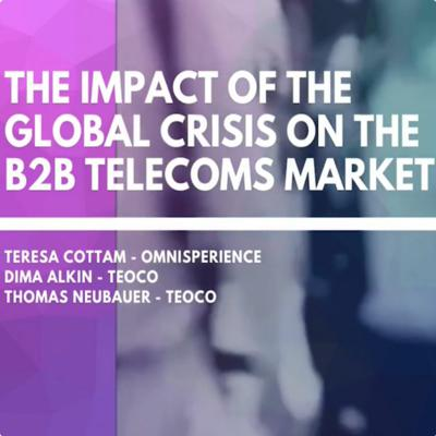 Cover art for Impact of Global Crisis on B2B Telecoms Market