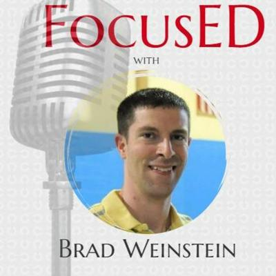 Cover art for Hacking School Discipline with Guest Brad Weinstein on the FocusED Show