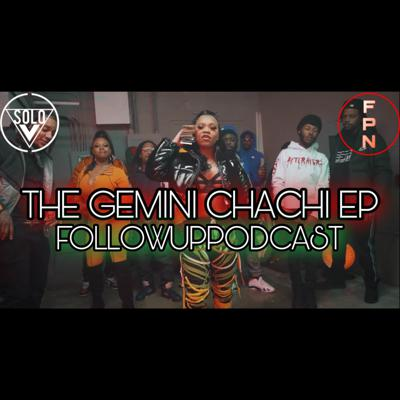 Cover art for The Gemini Chachi EP