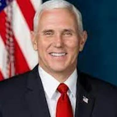 Cover art for A Conversation with Mike Pence