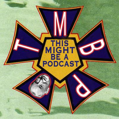 Cover art for BONUS: Kurt & Denise on This Might Be A Podcast