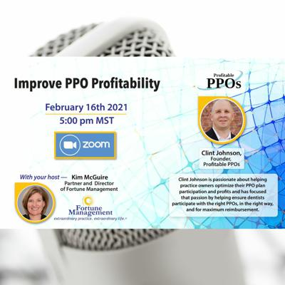 Cover art for How to Ensure PPOs Are Boosting Your Business with Clint Johnson