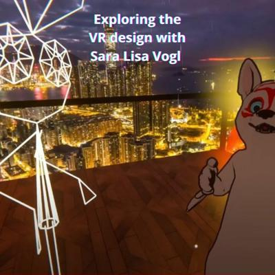 Cover art for Exploring Sara Lisa Vogl's VR design process, using lucid dreaming as a tool & iteration metrics