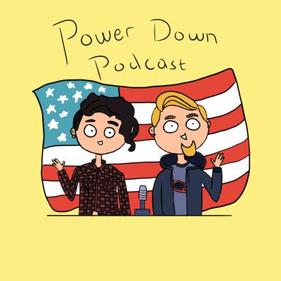 Cover art for Episode 29: America the Funny