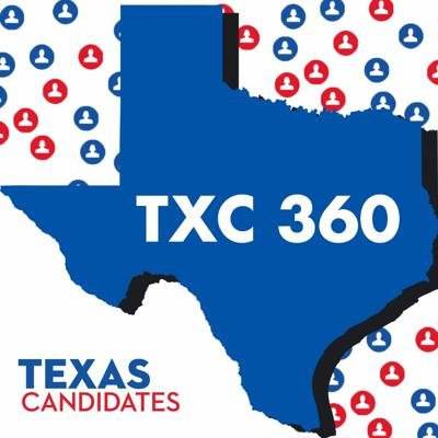 Cover art for Texas 2020 General Election with Dana Chiodo