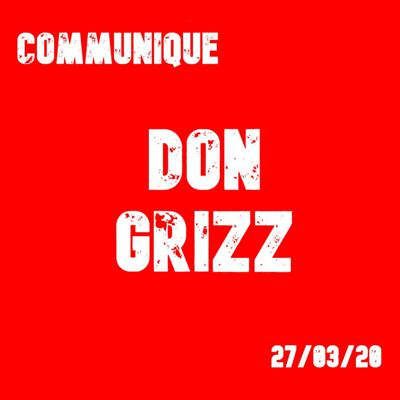 Cover art for Don Grizz - 27/03/20