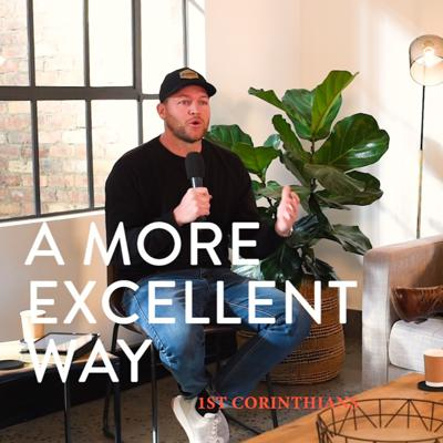 Cover art for A More Excellent Way