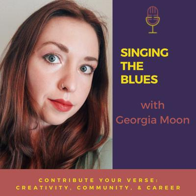 Cover art for Singing The Blues W/ Georgia Moon
