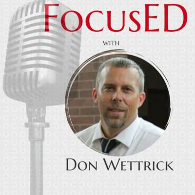Cover art for Innovation and 20% Time in Schools w/ Guest Don Wettrick