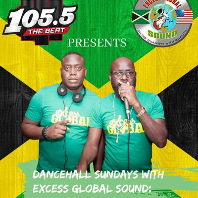 Cover art for EXCESS GLOBAL SOUND LIVE ON 105.5 THE BEAT FM LIVE AUDIO 005 @IAMDJJUNKY @thebeat1055fm