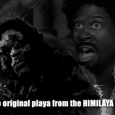 Cover art for BIGFOOT THE ORIGINAL PLAYA FROM THE HIMILAYAS